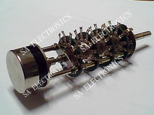 [SA]TOCOS band switch with potentiometer RV3YN102 knife 6-speed dual-axis .–5pcs/lot
