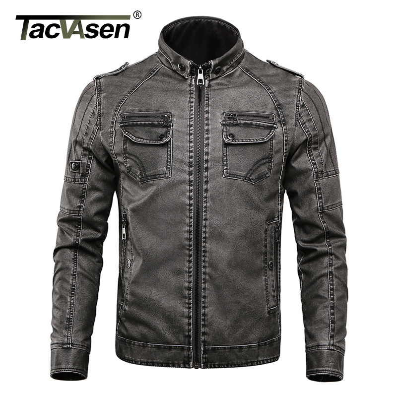 Read Description Asian size US air force A1 goat skin vintage leather jacket