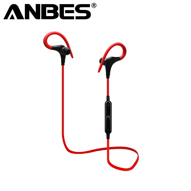 Sports Running Earphone Wireless Bluetooth Headset Ear Hook with Microphone Earbuds for Mobile Phone original xiaomi mi hybrid earphone in ear 3 5mm earbuds piston pro with microphone wired control for samsung huawei p10 s8