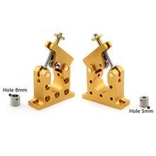 3D printer Reprap Kossel prusa i3 bowden 42 stepper motor full-metal remote extruder Bore 5mm/8mm