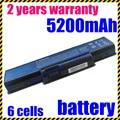 Jigu nueva batería del ordenador portátil para acer aspire 5532 series tj72 tr87 TJ73 Para EMACHINE D525 D725 G725 G627 E627 E725 E525 as09a31