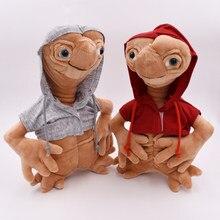 Poupée en peluche de l'extra terrestre E.T avec vêtement pour enfant, jouet de haute qualité de 25 cm, idée cadeau pour Noël, livraison gratuite,
