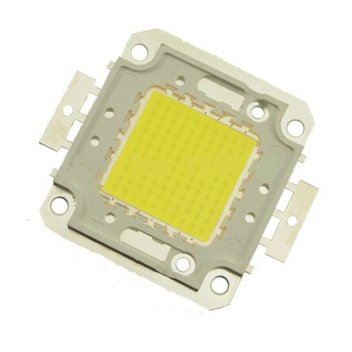 High power 100W 50W 30W 20W 10W Led chip 30*30mil Epistar SMD COB DIY Floodlight Bulb lamp Warm/Cool white Integrated Full watt