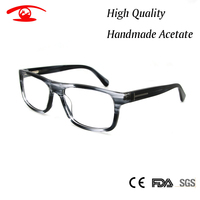 New 2016 High Quality Men Glasses Frame Geek Nerd Glass Woman Man Clear Lens Glasses Retro Myopia oculos de grau feminino