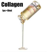 10 мл коллагеновая жидкость омолаживание и увлажнение сужающая поры регулировки жира сущность