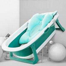 Newborn Baby Folding Bath Tub Baby Swim Tubs Bath B