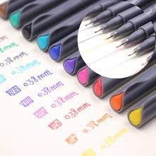 جوفون ساتون 50 قطعة (5 قطع) قلم رسم فينلينر تصميم رسوم كرتونية أقلام ألوان مائية قرطاسية مكتب مستلزمات مدرسية للبيع بالجملة