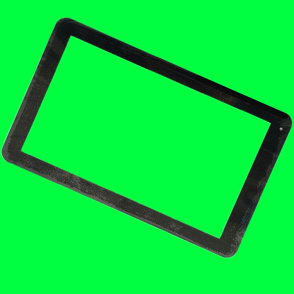 BLACK NEW 10.1INCH TOUCH SCREEN DIGITIZER FOR GOCLEVER TAB R104 MAJESTIC TAB 201 301 302N 311 411 TABLET PANEL REPAIRMENT