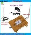 Мини ШТ 1900 МГц CDMA 850 МГц GSM Сигнал Повторителя, Dual Band 65dbi Сотовый Телефон Усилитель Сигнала, мобильный Сигнал Повторителя Усилитель