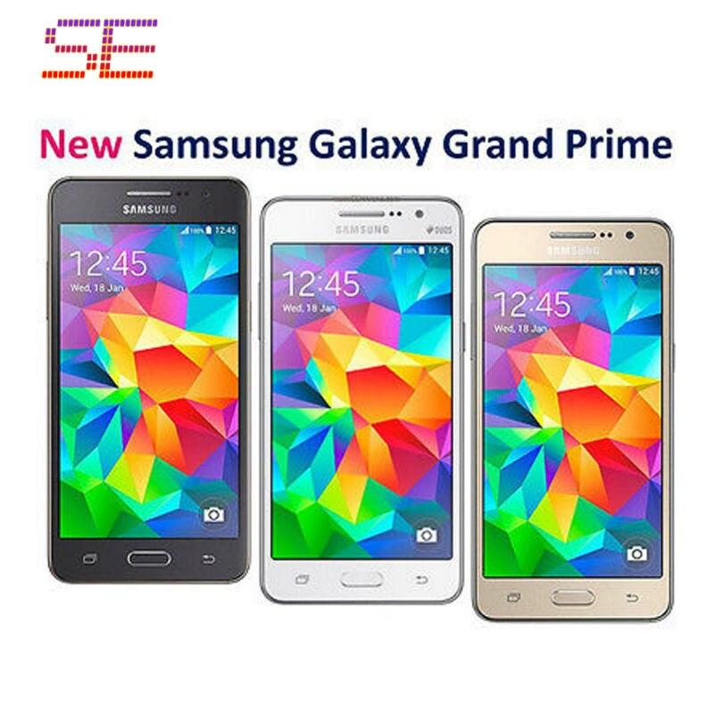 2016 Refurbished Unlocked Cell Phone Original Samsung Galaxy Grand Prime G530 G530H Ouad Core Dual Sim