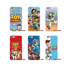 movie toy story For Samsung Galaxy S3 S4 S5 MINI S6 S7 edge S8 S9 Plus Note 2 3 4 5 8 Accessories Phone Cases Covers