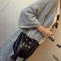Newest M bucket bag women PU leather hand bag lady  shoulder bag crossbody bag,free shipping