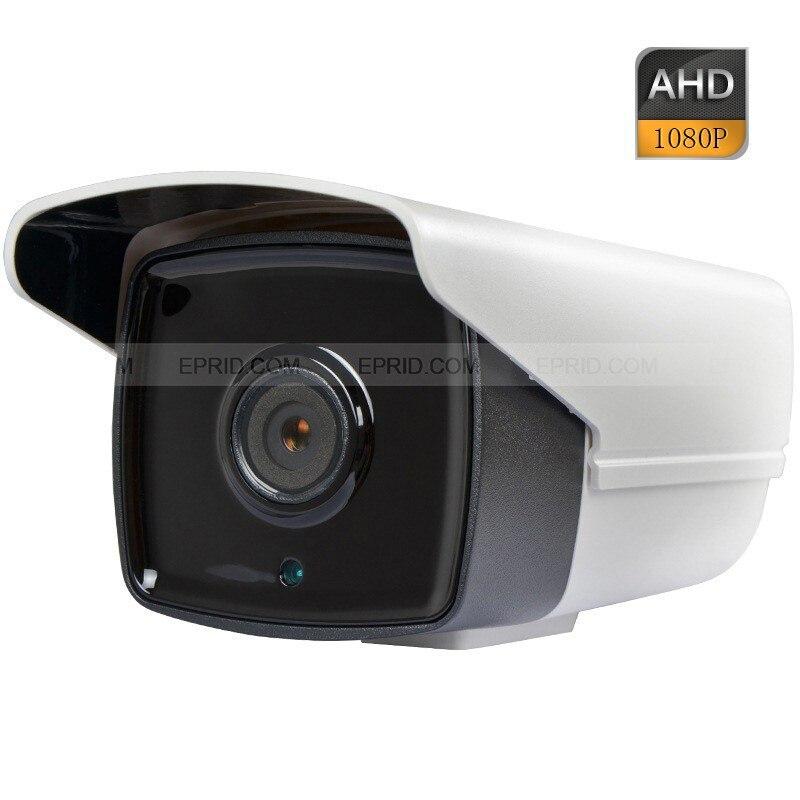 AHD 2.0MP 1080P HD CCTV Bullet Security Camera IR-CUT Outdoor Night Vision hd 1mp ahd security cctv camera 720p indoor dome ir cut 48leds night vision ir color 1080p lens