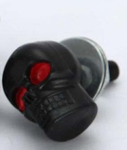 free shipping 4x black skull Motorcycle License Plate Bolt Screw for Honda Yamaha Suzuki Kawasaki Harley …, also for cars …