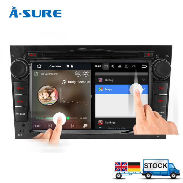 A sure android 71 2 din car dvd stereo for vauxhall opel astra a sure android 71 2 din car dvd stereo for vauxhall opel astra h g vectra sciox Images