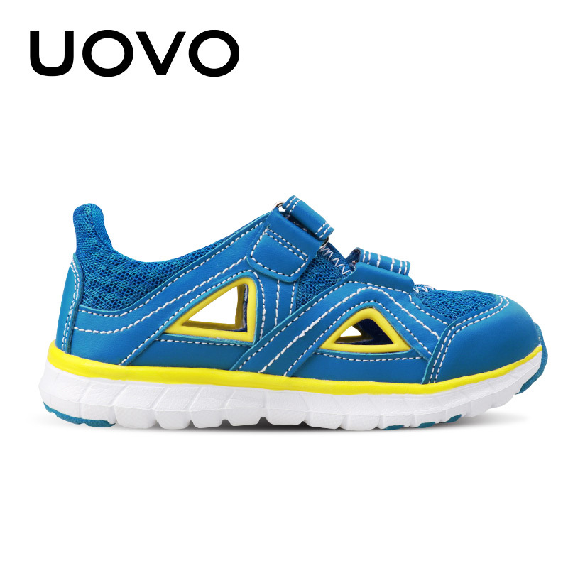 UOVO Brand Child'S Summer Boys Sandals Baby Boys Mesh Sandals High Quality Children'S Shoes Girl Beach Sandals Kids Shoes Infant