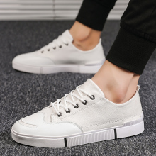 2019 summer casual fashion canvas shoes Korean version of the simple trend wild student