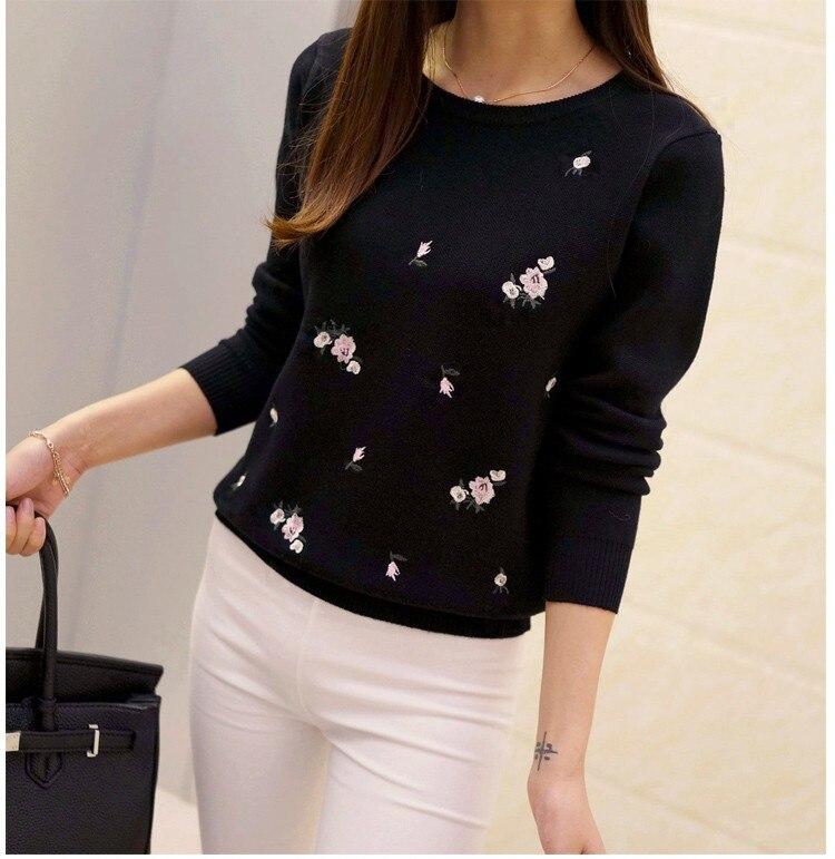 S 3xl новый молодежный женский свитер осень зима 2020 модный