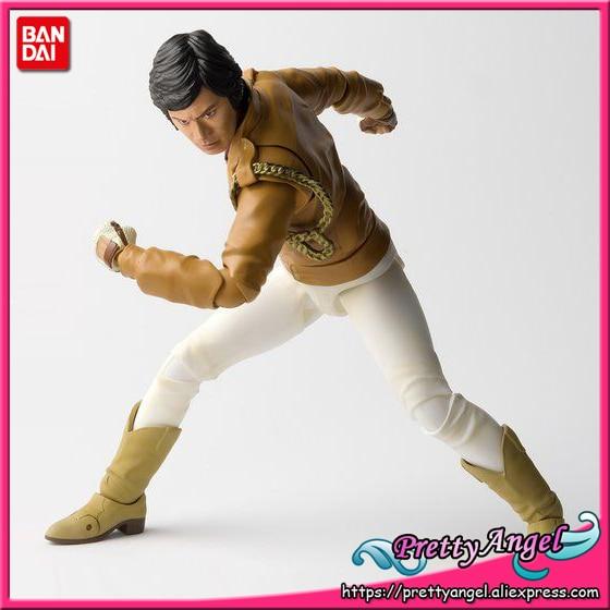 PrettyAngel - Genuine Bandai Tamashii Nations S.H.Figuarts Exclusive Space Sheriff Gavan Retsu Ichijoji Action Figure printio sheriff