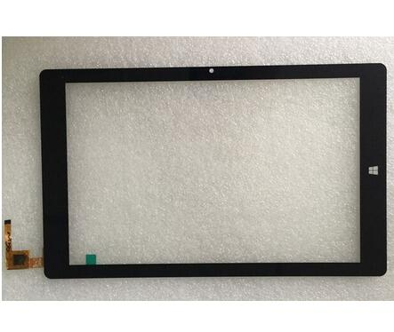New Touch screen panel glass sensor digitizer replacement YTG-G10092-F3 for 10.1'' inch Tablet Free shipping black new for 5 qumo quest 510 touch screen digitizer panel sensor lens glass replacement free shipping