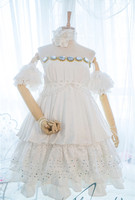 Anime sailor moon cosplay white wedding dress traje uniforme de halloween party dress envío gratis