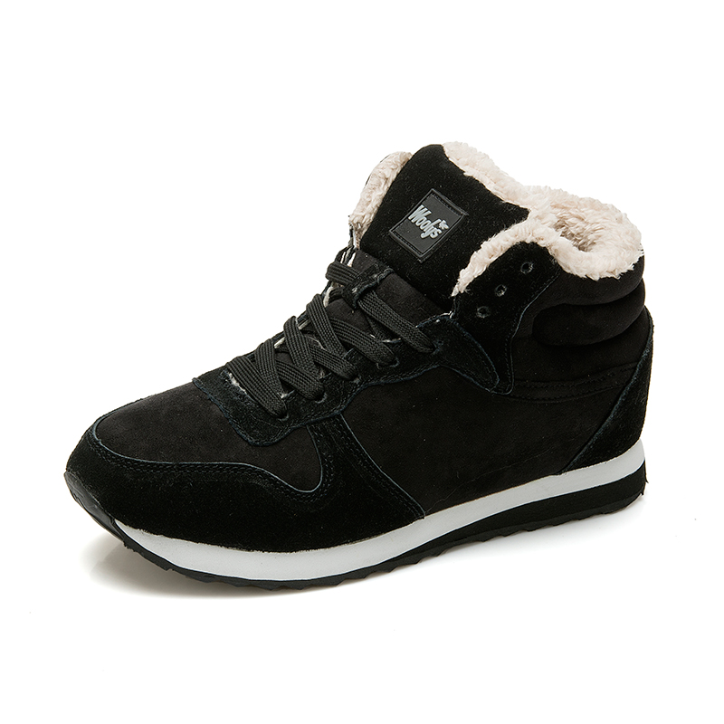 FABRECANDY Unisex Man Boot Fashion font b Men b font Winter Snow Boots Keep Warm Boots
