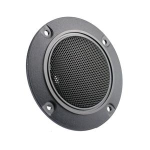 Image 2 - Ghxamp 3 inch Piezoelectric Tweeter Speaker Drive Head 30W Ceramics Buzzer 102mm 95DB New Round Piezo Treble Loudspeaker 2PCS
