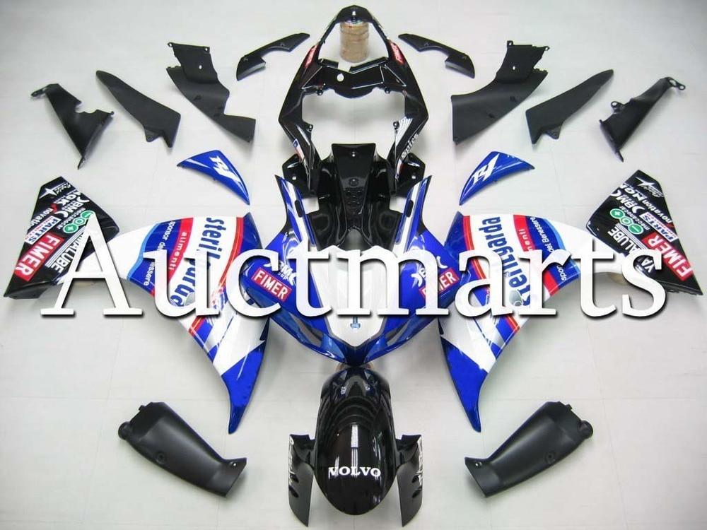 Для Ямаха YZF 1000 R1 в 2009 2010 2011 2012 YZF1000R впрыснуть ABS пластик мотоциклов набор Зализа YZFR1 09 10 11 12 YZF1000R1 CB06