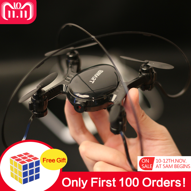 Mini RC Drone Smart SMRC 603 4CH Real Time Video FPV Quadcopte selfie RC Dron With HD Wifi Camera Profession Helicopter boy toys цена