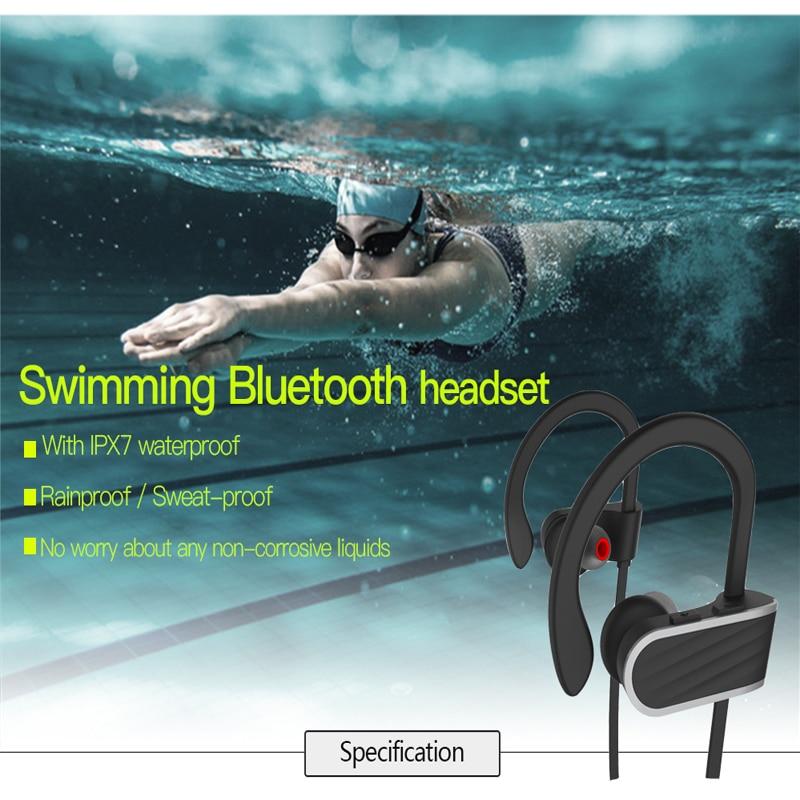 Rinsec R13 IPX5 Su keçirməyən Üzmə Qarnizi Simsiz Bluetooth V4.1 - Portativ audio və video - Fotoqrafiya 2