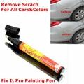 Magic Fix It Pro ручка для рисования средство удаления царапин с автомобиля ремонт ручка Simoniz прозрачное покрытие аппликатор для любого автомобил...