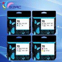 Original new 70 C9404A C9405A C9406A C9407A Printhead For HP Z2100 Z3100 Z3200 Z5200 HP70 Print Head