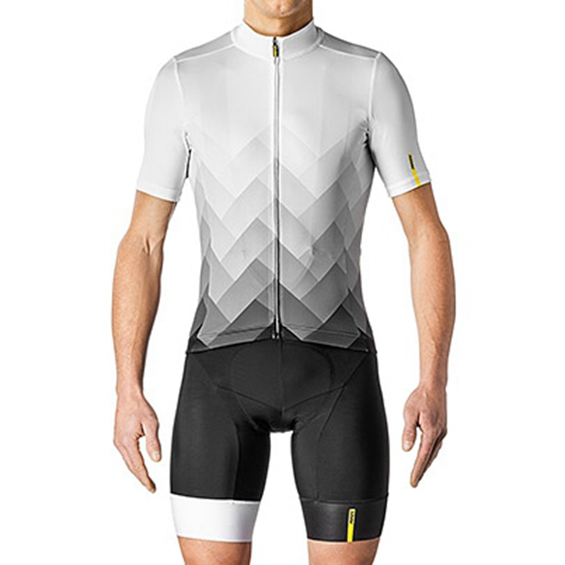 2018 New Style MAVIC Cycling Jersey short sleeve Summer Riding ropa Ciclismo  Sport Mtb Outdoor Bicycle clothing Breathable shirt-in Cycling Jerseys from  ... bbaaccbaa
