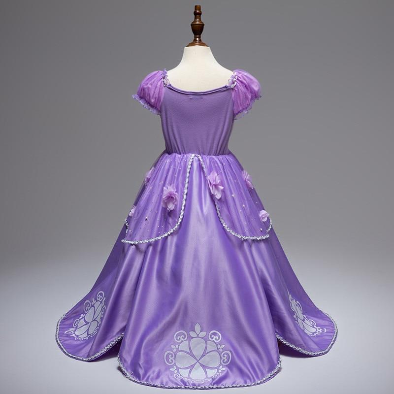 Lujoso Vestidos De Las Niñas Partido Embellecimiento - Colección del ...