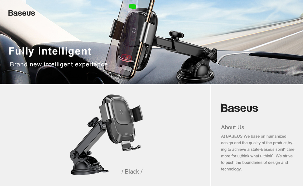 Wireless Mobile iPhone Holder 1