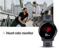 men waterproof S08 Smart Watch IP68 Waterproof Heart Rate Monitor Fitness Tracker Sport Smartwatch Men Women For Android IOS mobile phone (4)