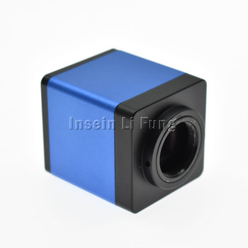 1080P 60FPS 1/2.8-inch CMOS WDR VGA Industrial Video Microscope Camera Mobile Phone Watch Repair Electronic Components Testing