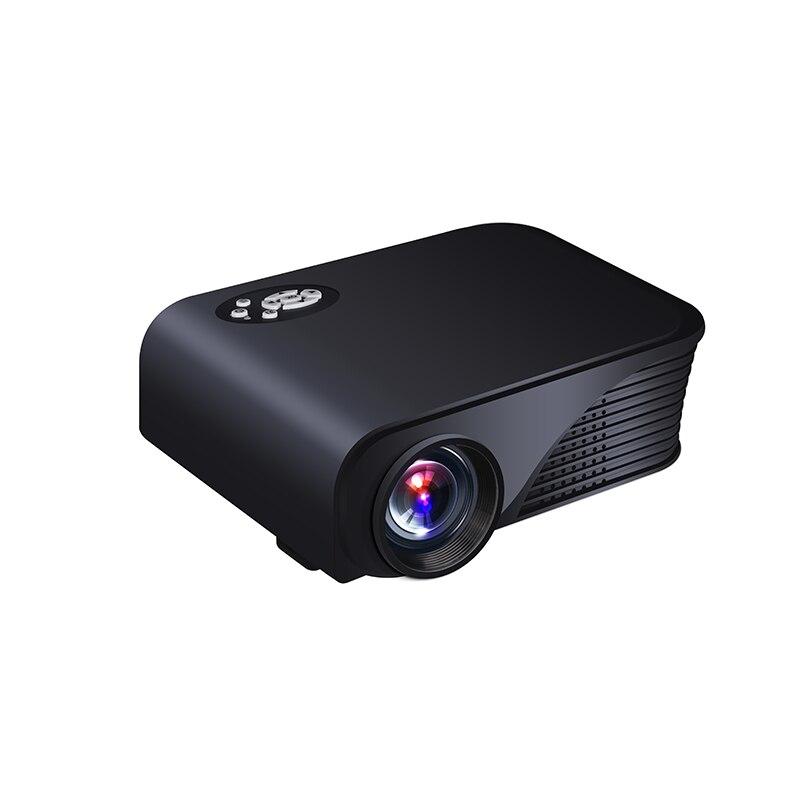 Multimedia Mini Proyector para Cine En Casa, Consolas de juegos, TV, Bluray, cie