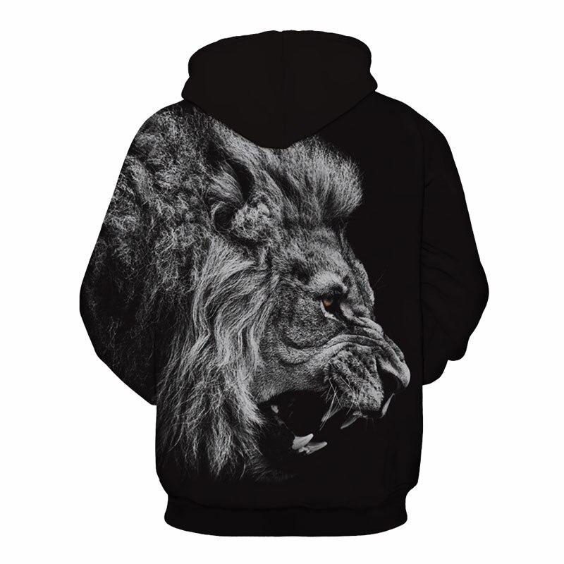 Mr.1991INC New Fashion Men/Women 3d Sweatshirts Print Ferocious Lion Black Thin Autumn Winter Hooded Hoodies Pullovers Tops New Fashion Men/Women 3d Sweatshirts Print of a Ferocious Lion HTB1ot0RSpXXXXaCXVXXq6xXFXXXm