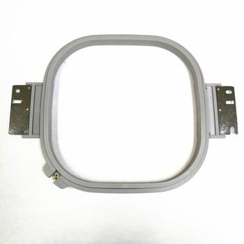 Piezas de Repuesto de bordado aros felices 240x240mm forma cuadrada Longitud Total 360mm marco tubular feliz aro tubular feliz