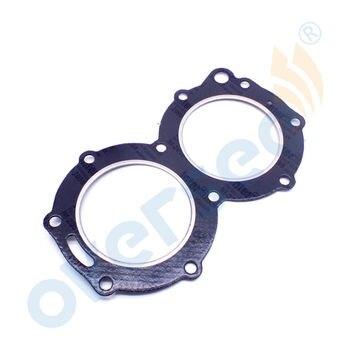 663-11181-A1 прокладка головки для подвесного мотора Yamaha 48 55HP 2-тактный 27-81252 м