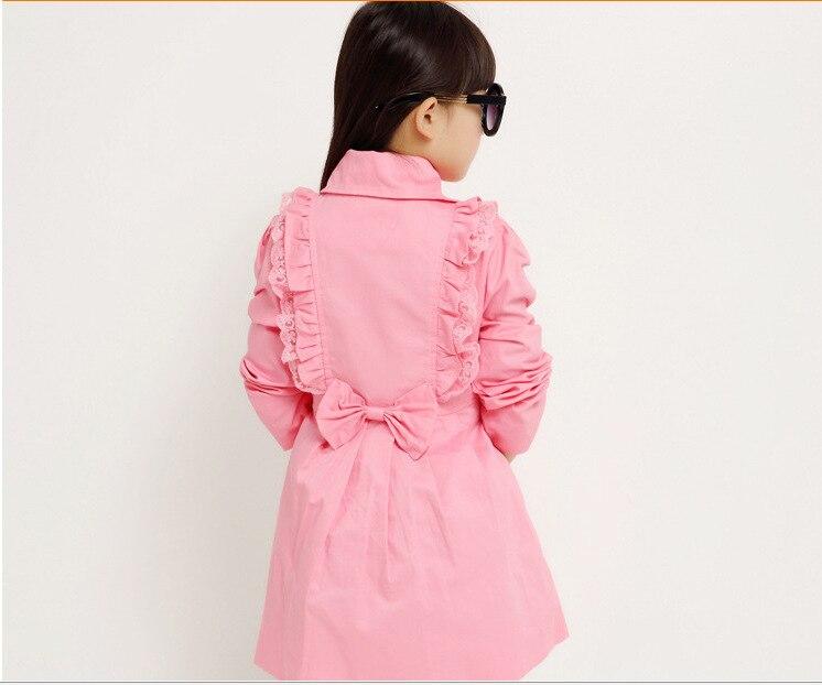 2019 Mädchen Herbst Frühling Oberbekleidung Kinder Zweireiher - Kinderkleidung - Foto 3