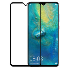2PCS Screen Protector Huawei Mate 20X Glass Tempered Full Glue Coverage Film