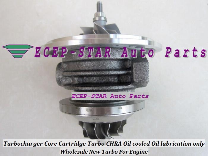 Turbo Cartridge CHRA Core GT1549S 452213 452213-0003 452213-0002 954T6K682AA Turbocharger For Ford Transit YORK Otosan 2.5L TDI