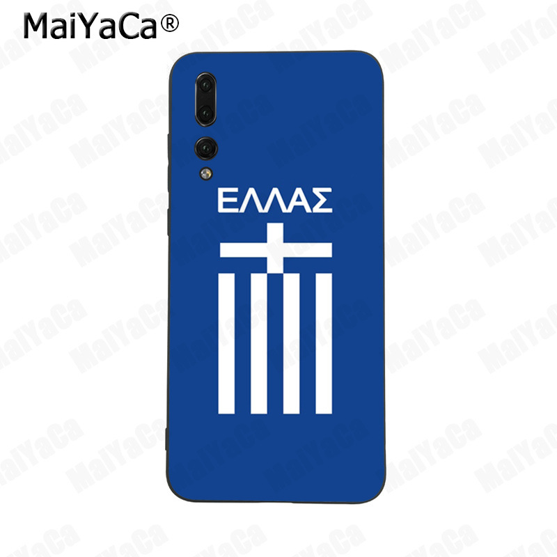 new arrival d4847 5ebf5 US $0.91 8% OFF|MaiYaCa France Hungary Greece Ireland Flag Coque Phone case  for Huawei Mate10 Lite P20 Pro P9 P10 Plus Mate9 10 Honor 10 View 10-in ...
