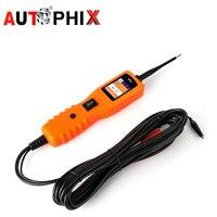 Autophix Car Circuit Tester 12V Auto Electronic Circuit Tester Auto Wire Diagnostic Car Multimeter Automotive Power
