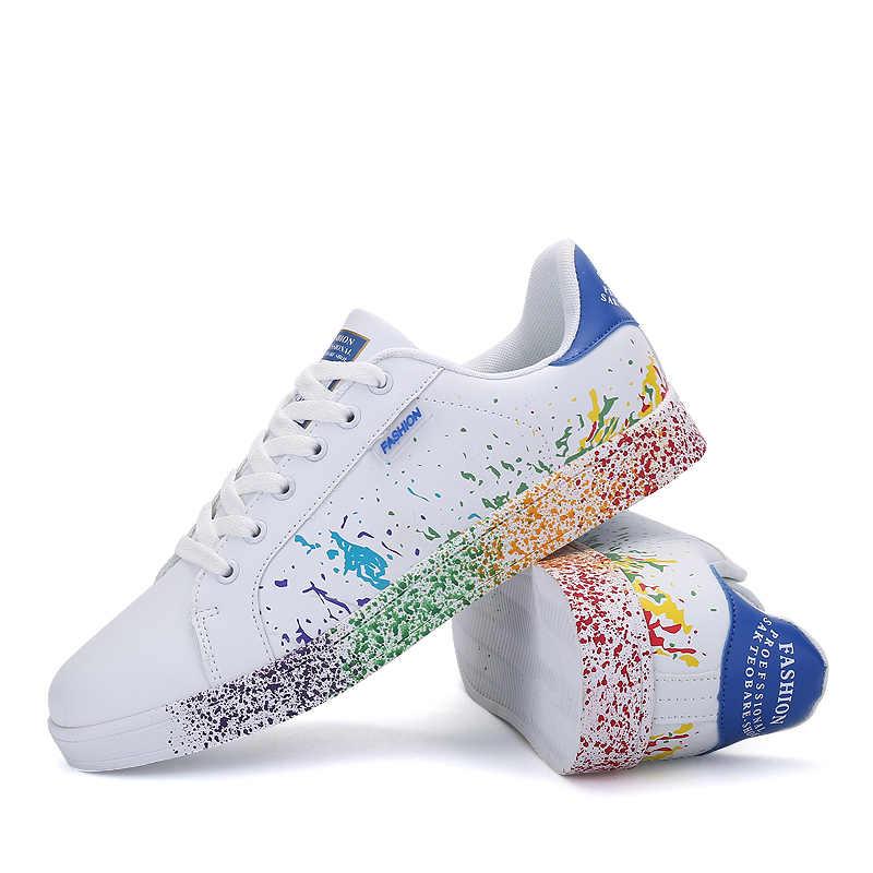 Ayakkabı bağı tenis masculino kapalı beyaz sneakers Unisex Boyutu Erkekler Kadınlar koşu ayakkabıları Moda Tasarım Yetişkin güvenlik ayakkabıları sepet homme