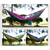 2 6 1 3M Double Person Outdoor Camping Hammock 2 People Portable Parachute Hammock Swing Hanging