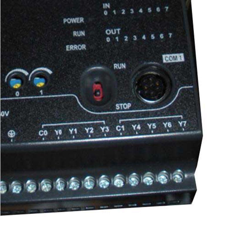 New Original DVP16EC00R3 Delta PLC EC3 series 100-240VAC 8DI 8DO Relay output new original dvp20ec00r3 delta plc ec3 series 100 240vac 12di 8do relay output