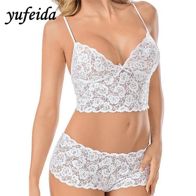 ... celana-. Source · Yufeida Gaya Baru Lingerie Set Sexy Tali Renda Pakaian  Seksi Renda Lingerie Tiga titik Dibungkus Dada 59ef05f32f